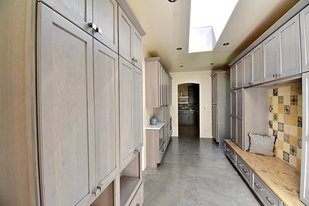Over-sized Mud Room; Access to Two-Car Garage w/Storage; Mechanical & Equipment Rooms