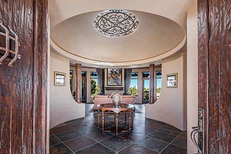 Rotunda Foyer creates a Grand Entry