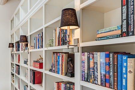 Guest Suite Bookcase
