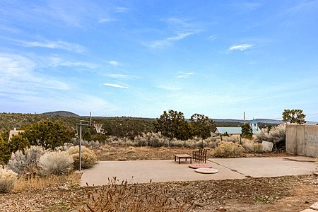 Concrete Pad Basketball Court & Plenty of Room for a Studio or Casita