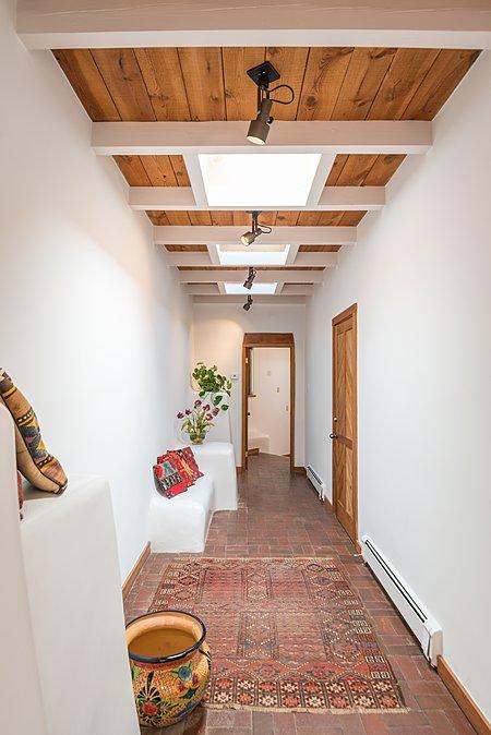 Hallway to Owner's Suite