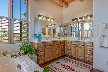 Owner's Bathroom...