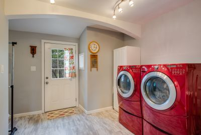 Laundry and Utility Room