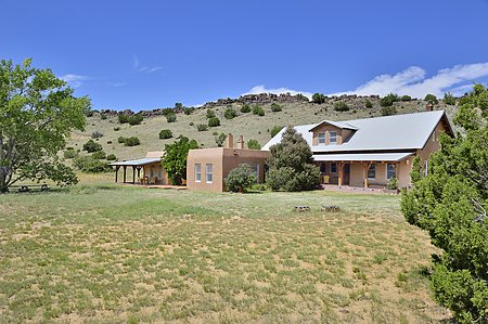 5 Bedroom Home sited in the Galisteo Basin
