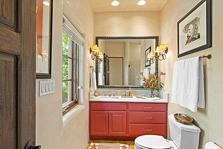 En Suite Bath adjoining Guest Bedroom One