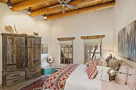 Owner's Bedroom...