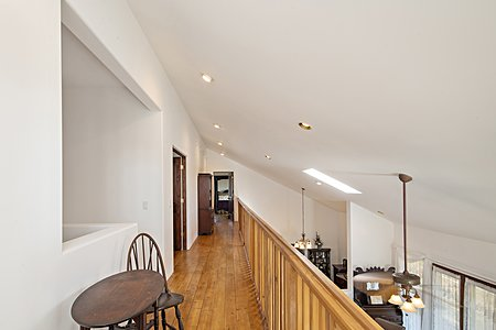 Balcony to Owner's Bedroom overlooking Living Area