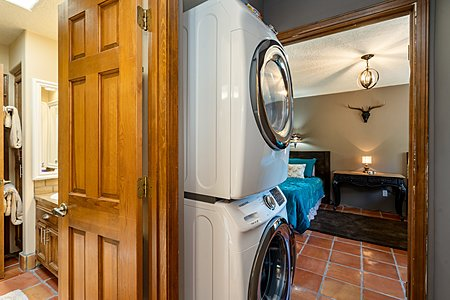 Guest House Washer/Dryer
