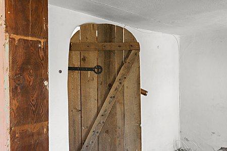 Door details of home