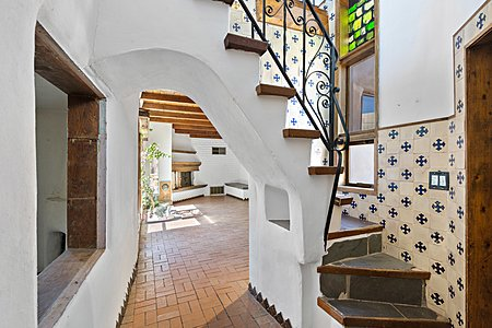 Foyer of Home