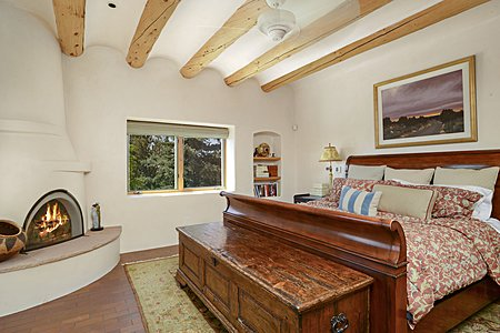 Owner's Suite - Master Bedroom