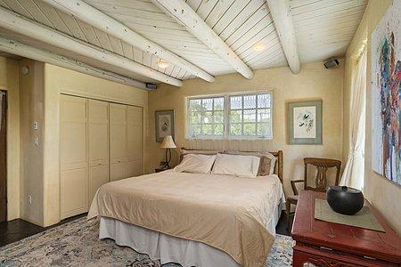 Spacious Bedroom with Wonderful Light