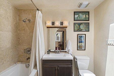 Elegantly Appointed Bathroom
