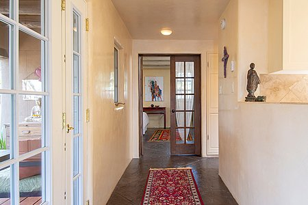 Hallway from Living Room to Bedroom