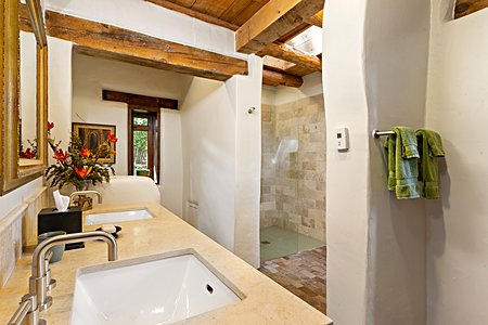 The En Suite Bath...