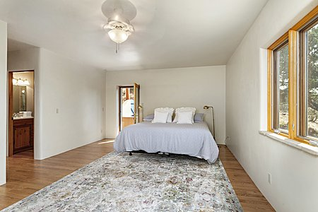 Guest Bedroom 1 - with separate entry