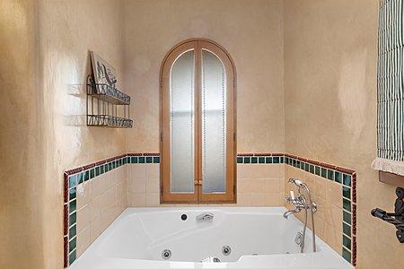 Guest bathroom in bedroom #2