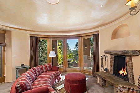 Gate house living room