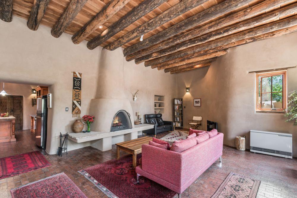 new listing historic eastside on canyon road santa fe real estate rh santafesir com